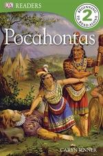Book cover of STORY OF POCAHONTAS