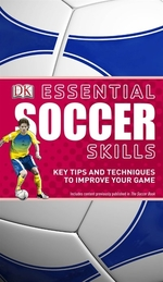 Book cover of ESSENTIAL SKILLS SOCCER