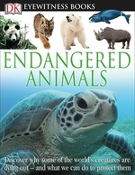 Book cover of EYEWITNESS ENDANGERED ANIMALS
