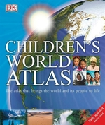 Book cover of CHILDREN'S WORLD ATLAS REVISED