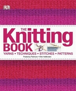 Book cover of KNITTING BOOK