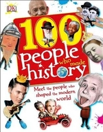 Book cover of 100 PEOPLE WHO MADE HIST