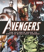 Book cover of AVENGERS ULTIMATE GT EARTHS MIGHTIEST HO
