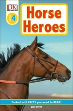 Book cover of HORSE HEROES