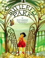 Book cover of BUTTERFLY PARK