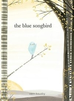 Book cover of BLUE SONGBIRD