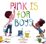Book cover of PINK IS FOR BOYS