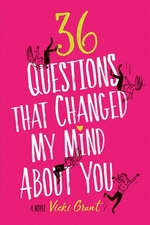Book cover of 36 QUESTIONS THAT CHANGED MY MIND ABOUT