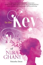Book cover of IN THE KEY OF NIRA GHANI