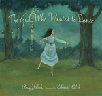 Book cover of GIRL WHO WANTED TO DANCE