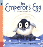 Book cover of EMPEROR'S EGG