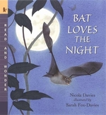 Book cover of BAT LOVES THE NIGHT