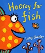 Book cover of HOORAY FOR FISH