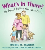Book cover of WHAT'S IN THERE