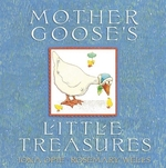 Book cover of MOTHER GOOSE'S LITTLE TREASURES