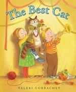 Book cover of BEST CAT