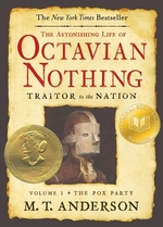 Book cover of ASTONISHING LIFE OF OCTAVIAN NOTHING 01