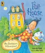 Book cover of FULL HOUSE - AN INVITATION TO FRACTIONS