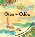 Book cover of OTTER & ODDER - A LOVE STORY