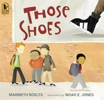 Book cover of THOSE SHOES