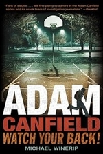 Book cover of ADAM CANFIELD WATCH YOUR BACK