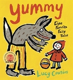 Book cover of YUMMY - 8 FAVORITE FAIRY TALES