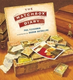 Book cover of MATCHBOX DIARY