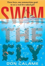 Book cover of SWIM THE FLY