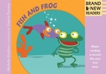 Book cover of FISH & FROG BIG BK