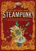Book cover of STEAMPUNK - ANTH OF FANTASTICALLY RICH
