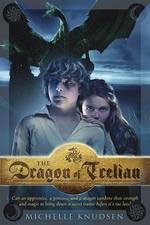 Book cover of DRAGON OF TRELIAN