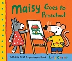 Book cover of MAISY GOES TO PRESCHOOL