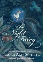 Book cover of NIGHT FAIRY