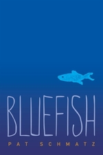 Book cover of BLUEFISH