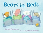 Book cover of BEARS IN BEDS
