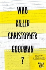 Book cover of WHO KILLED CHRISTOPER GOODMAN