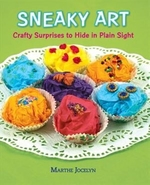 Book cover of SNEAKY ART