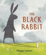 Book cover of BLACK RABBIT