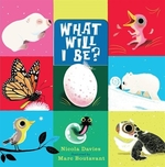 Book cover of WHAT WILL I BE