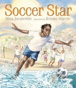 Book cover of SOCCER STAR