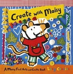 Book cover of CREATE WITH MAISY