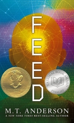 Book cover of FEED
