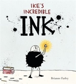 Book cover of IKE'S INCREDIBLE INK