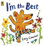 Book cover of I'M THE BEST