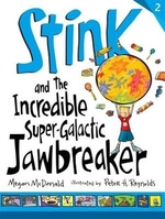 Book cover of STINK & THE INCREDIBLE SUPER-GALACTIC JA