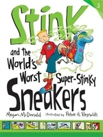 Book cover of STINK & THE WORLD'S WORST SUPER-STINKY S