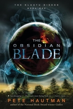 Book cover of OBSIDIAN BLADE