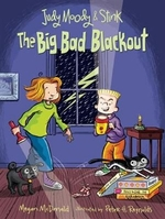 Book cover of JUDY MOODY & THE STINK - THE BIG BAD BLA