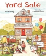 Book cover of YARD SALE