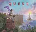 Book cover of QUEST